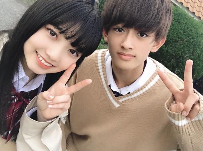 桑山隆太さんと山田なる