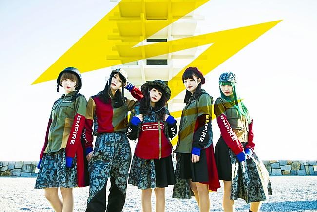 EMPiREの新MVにカメオ出演したBiSHメンバーの画像まとめ