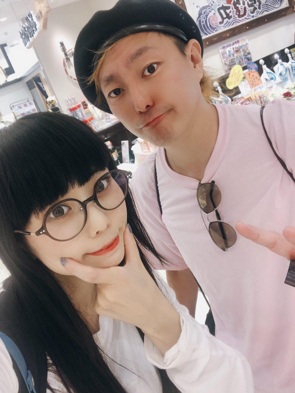 ユイ・ガ・ドクソンと松隈さん