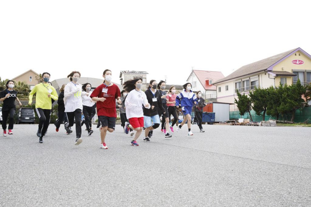 早朝マラソン
