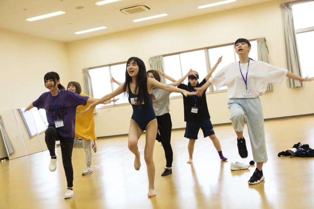 ダンス審査