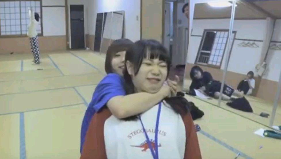 アユニ・Dとムロパナコ2