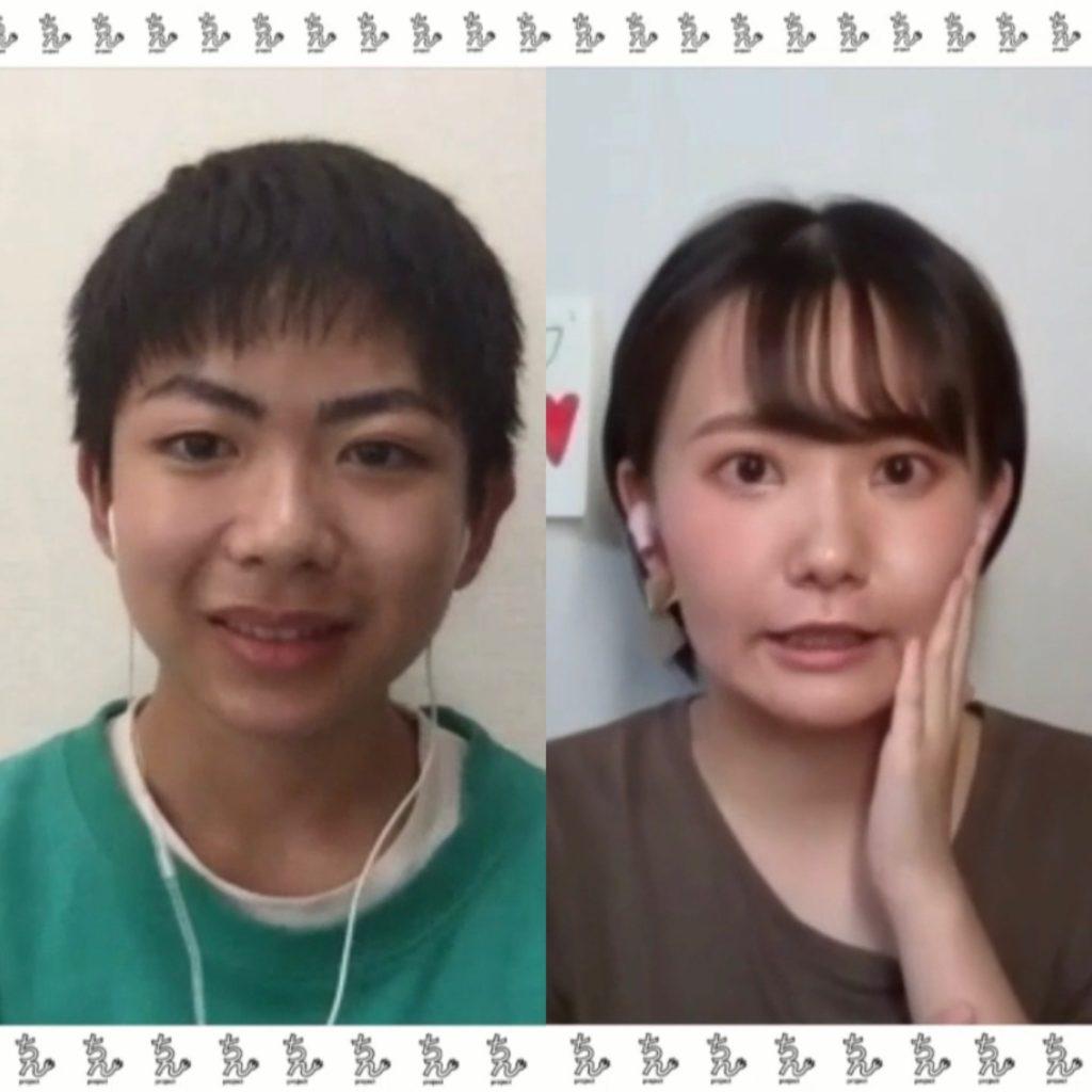 最終戦 アユノ・K vs まりりん