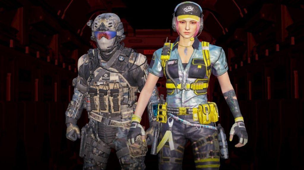 『Call of Duty:Mobile』BiSH装備 引用元:https://getnews.jp/archives/2817967