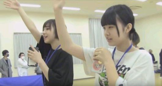 6日目 ダンス練習