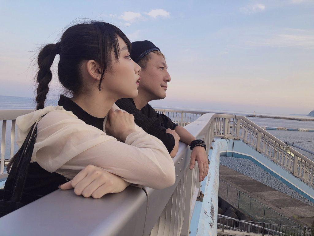 月ノウサギと松隈さん