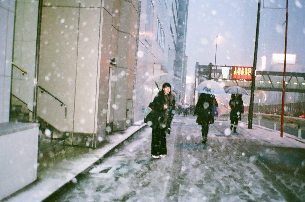 アユニ・Dと雪7