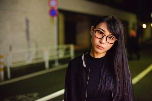ハシヤスメ・アツコ メガネ