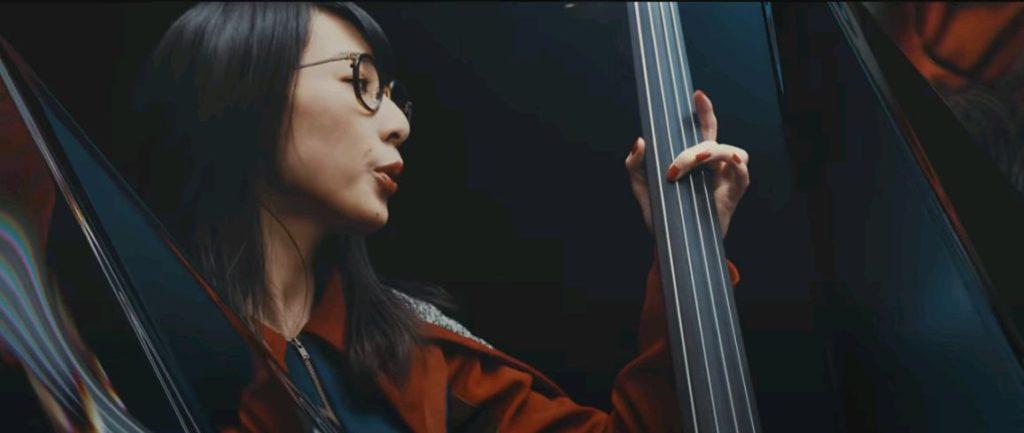 ハシヤスメ・アツコとチェロ