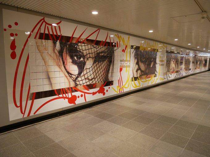 渋谷BiSH画像