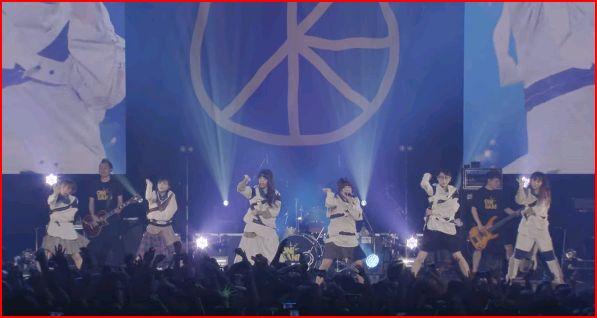 BiSH-プロミスザスターオリコン3位記念!!Zepp東京ライブ映像動画が泣ける!!