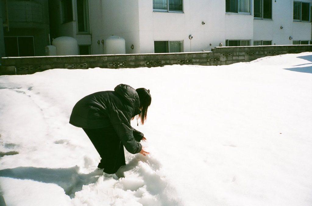 アユニ・Dと雪3
