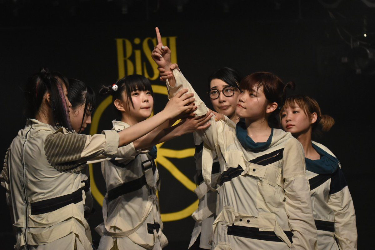 BiSH-NEVERMiND TOUR RELOADED-in九州(鹿児島・熊本・長崎)まとめ