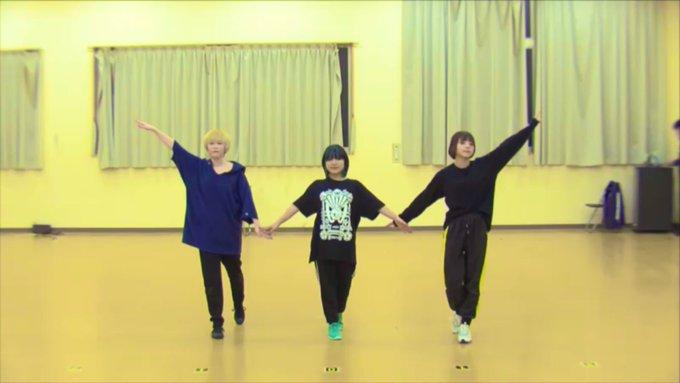 ヤママチミキとアユニ・DとMAYU EMPiRE