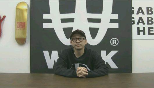 wack代表渡辺氏
