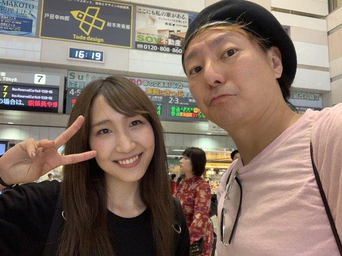 キカ・フロント・フロンタールと松隈さん