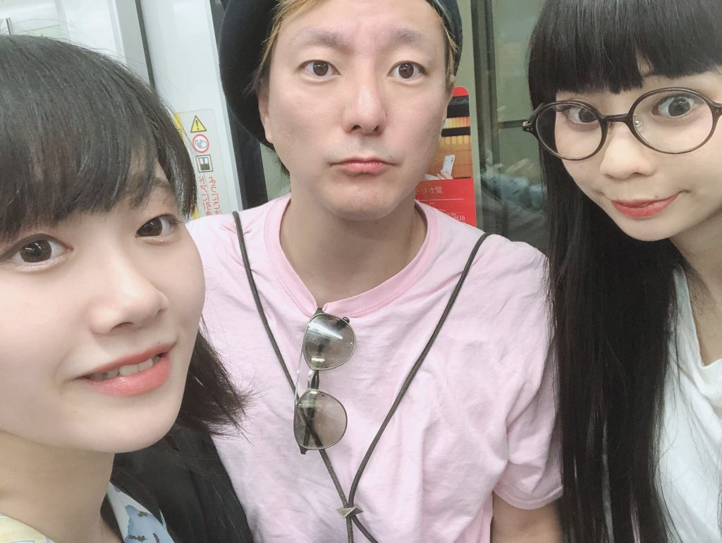 松隈さんとネオ・トゥリーズとユイ・ガ・ドクソン