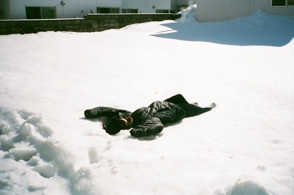 アユニ・Dと雪6