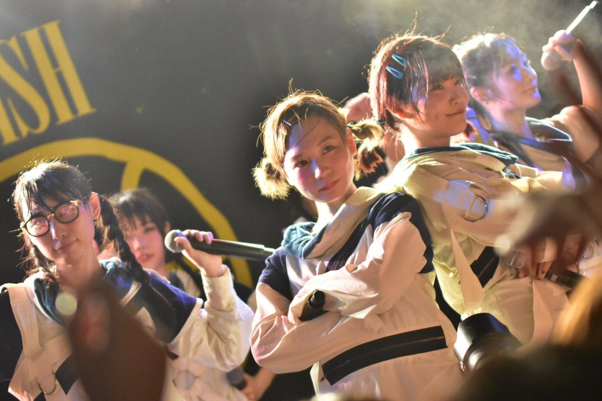 BiSH-NEVERMiND TOUR RELOADED-in沖縄OUT PUT【BBQ画像あり】