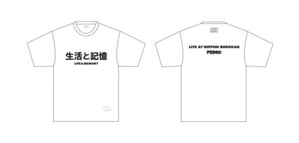 PEDRO Tシャツ