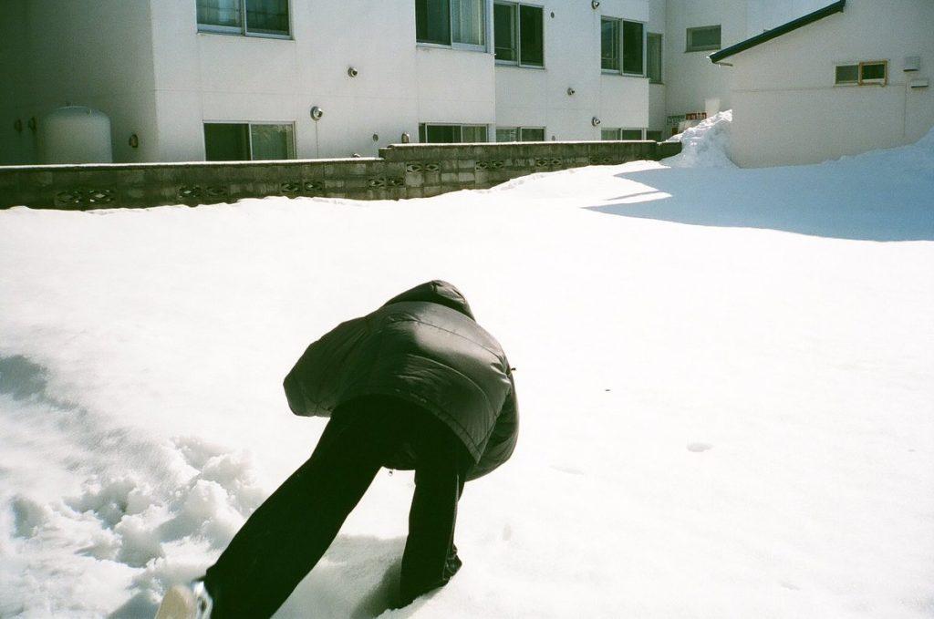 アユニ・Dと雪5