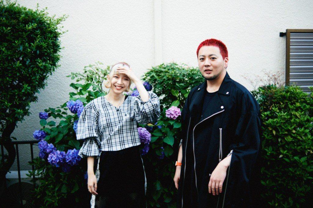 三木幸平とペリ・ウブによるチェキ展示会