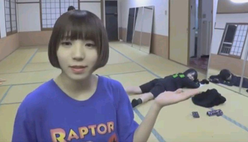アユニ・Dとヤママチミキ