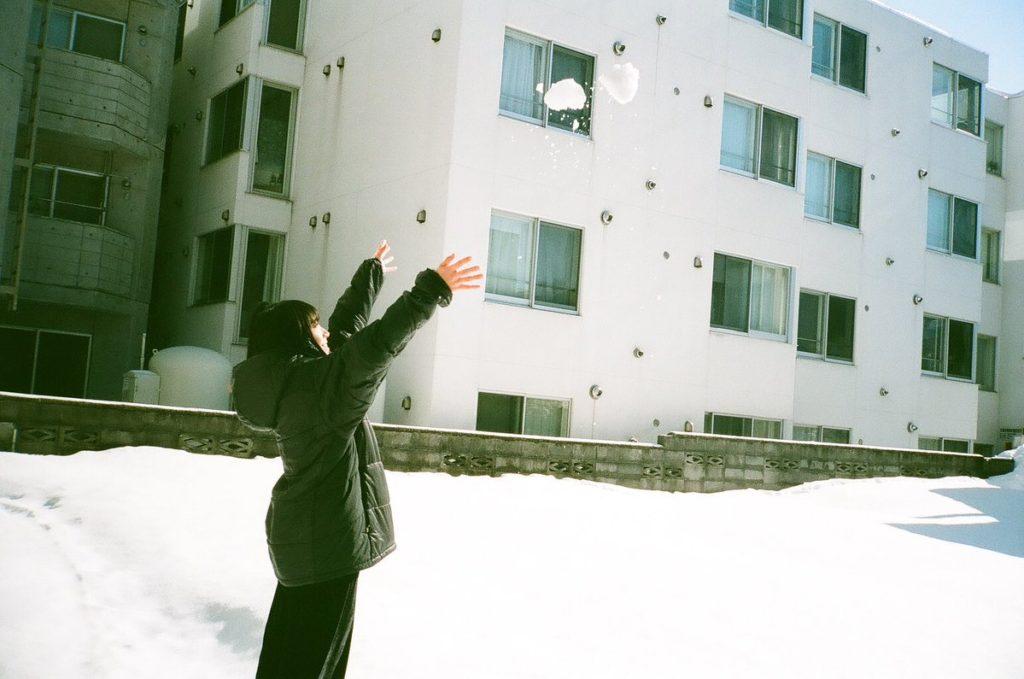 アユニ・Dと雪4