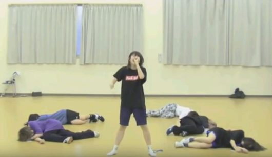 5日目 ダンス審査のレリビで面談で言ってた「変わる」を実践-2