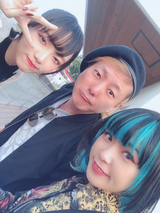 月ノウサギと松隈さんとヤママチミキ