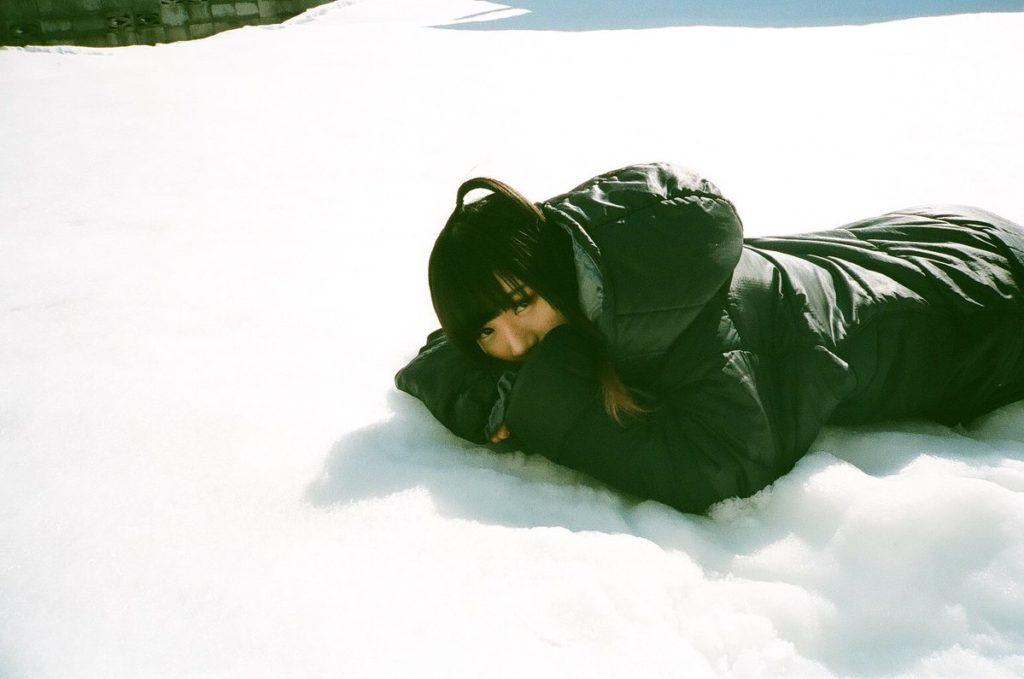 アユニ・Dと雪2